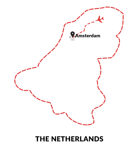 the netherlands outline - Women Only