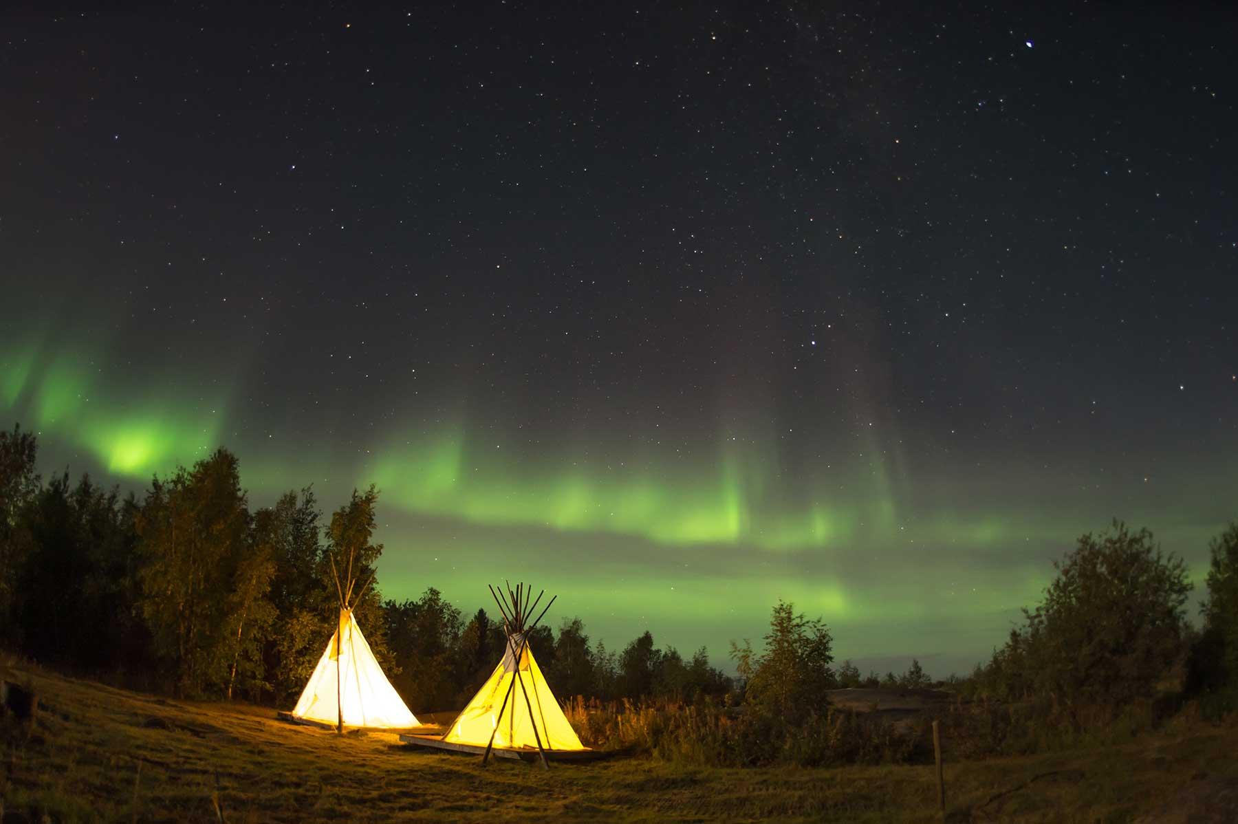 lapland-northernlights-finland