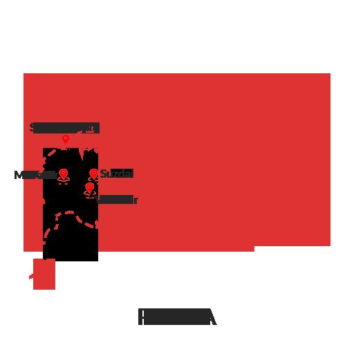 Bachelor Party 2.0 – Vodka Tour Russia 8D7N