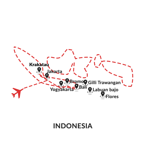 Indonesia Culture and Nature 12D11N