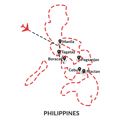 Island hopping in Philippines 10D9N