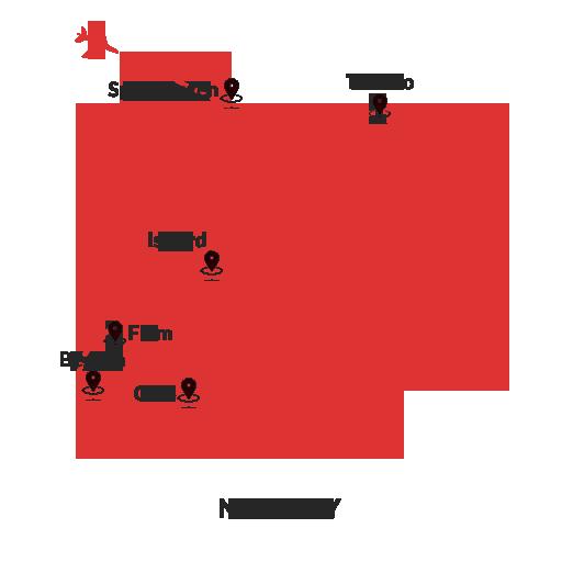 Norway – Spitsbergen 4D3N