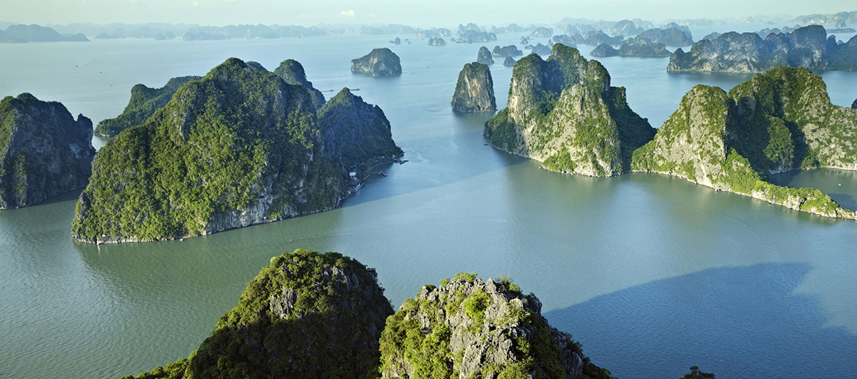 Picturesque-Halong-Bay