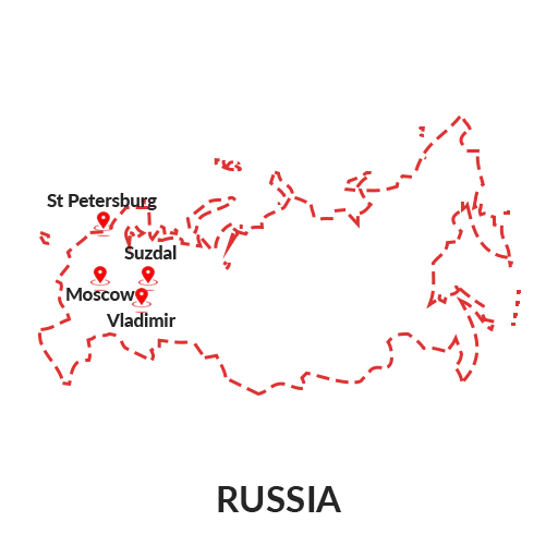 Russia Out Line