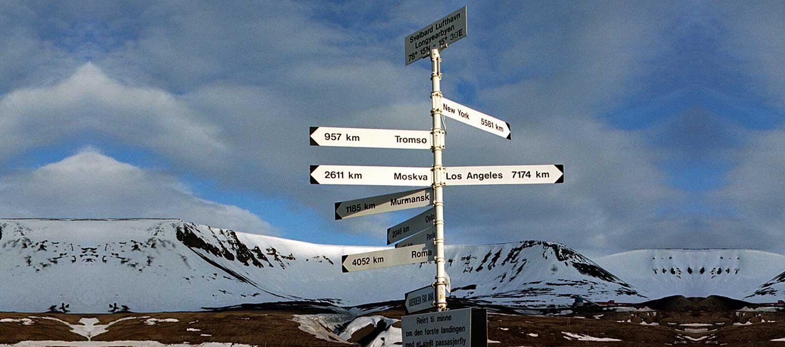 Spitsbergen-banner