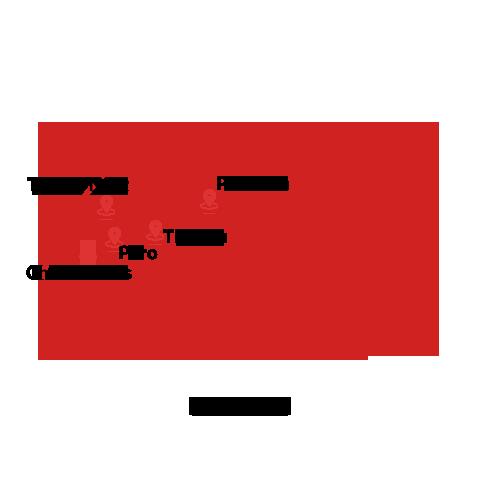 bhutan map_outline