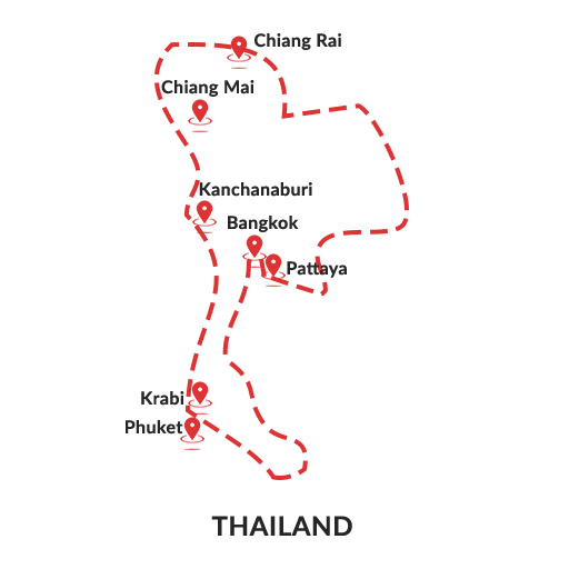 thailand_map_outline