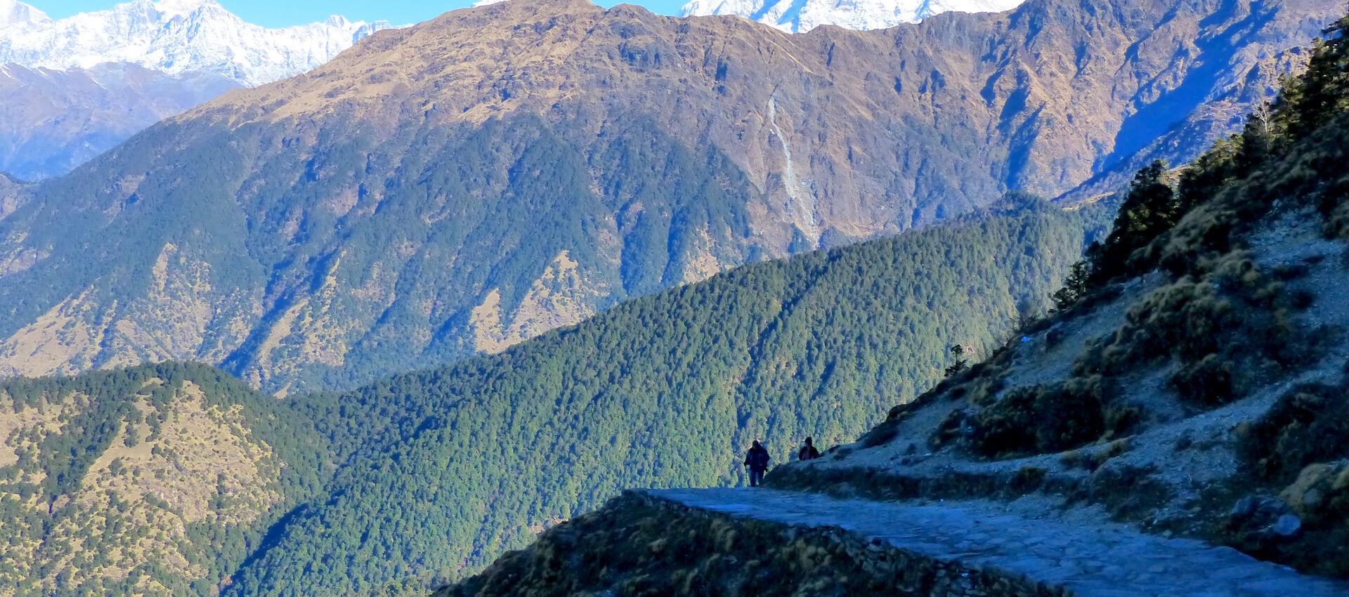 Chopta-Tunganath-Trek