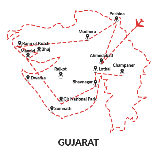 Cultural Immersion in Gujarat