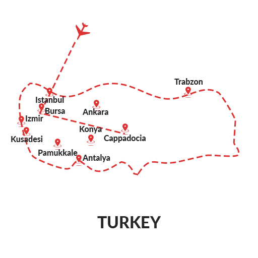 Experience Turkey in a group