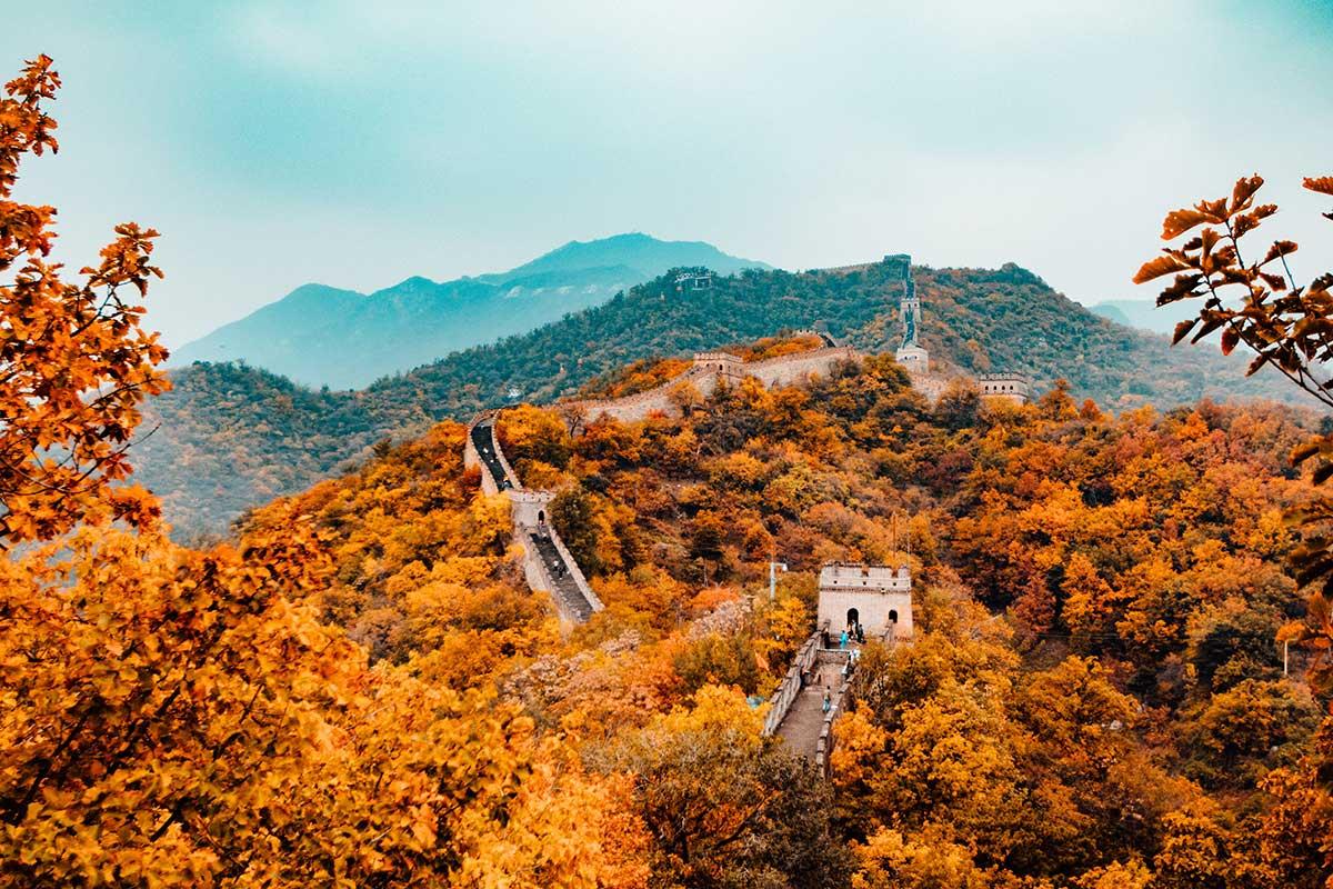 Great-Wall-of-China,-China