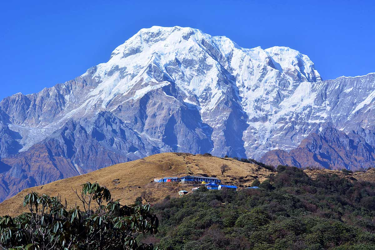 Mardi-Himal-Trek,-Pokhara,-Nepal