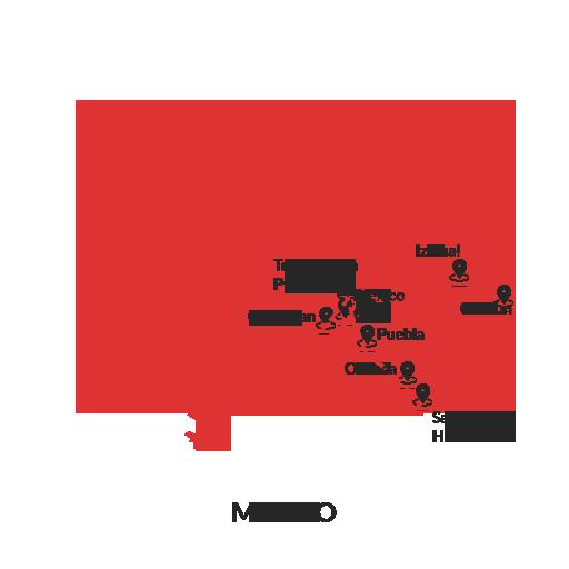 Mexico – History & Beaches 9D8N