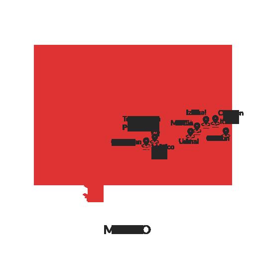 Mexico – History & Culture 11D10N