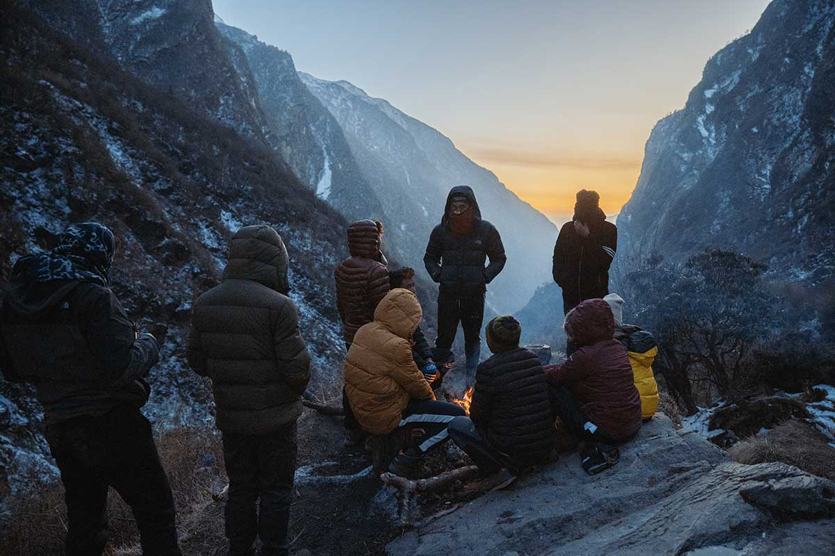 Nagarkot--Nepal