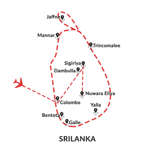 Ramayana Trail 7D6N