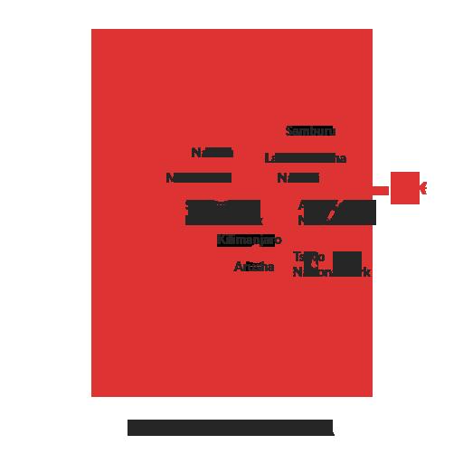 The Bush & the Beach Kilimanjaro Safaris & the Indian Ocean