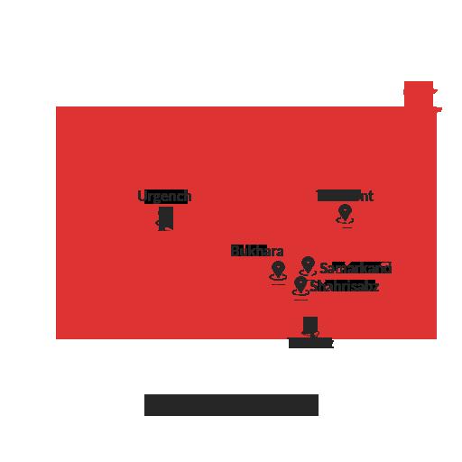 Uzbekistan–The Great Silk Road 7D6N