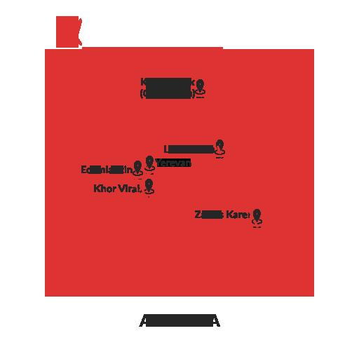 Armenia – in the footsteps of Noah -7D6N