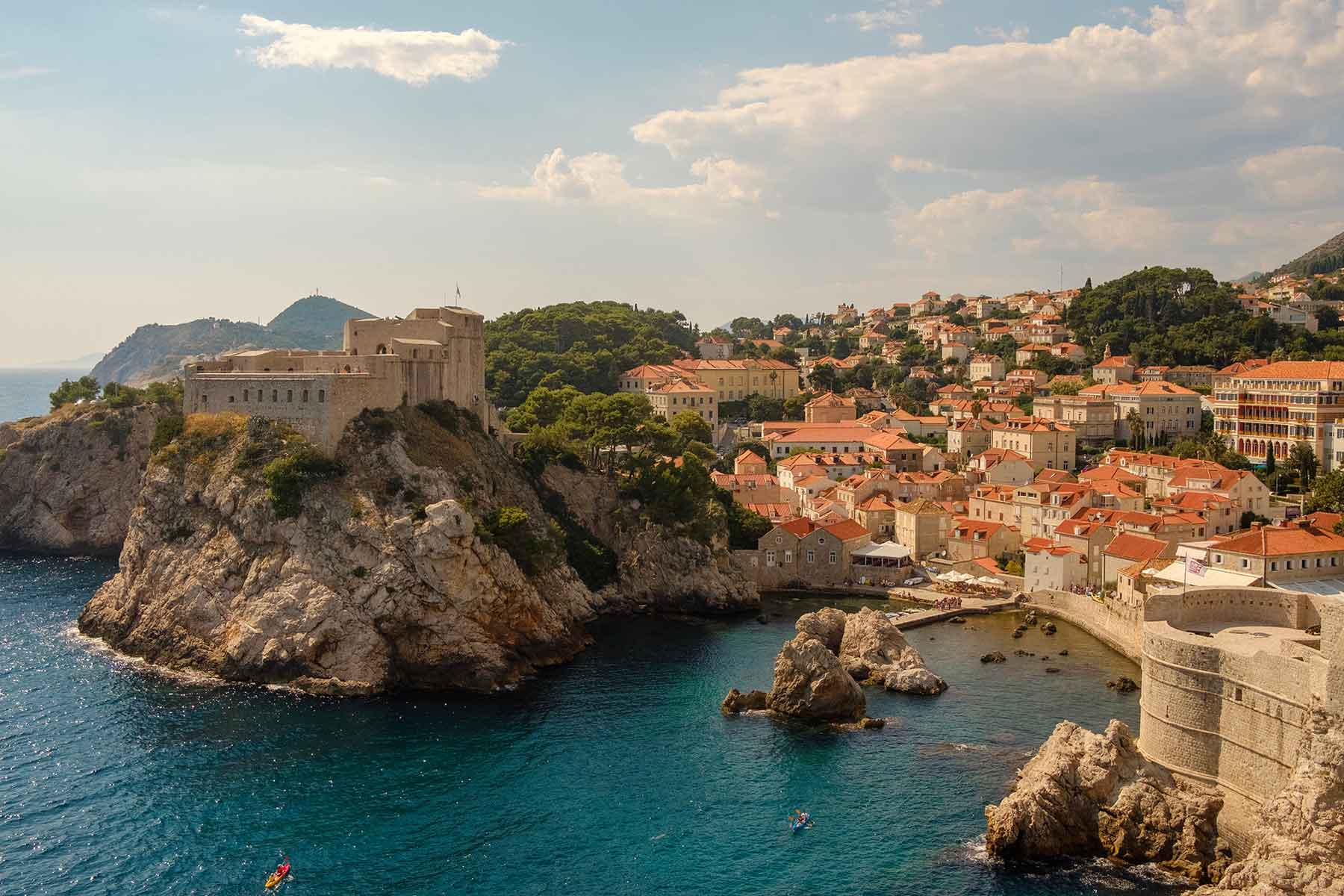 Dubrovnik,-Croatia