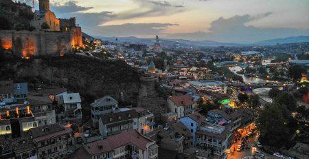 Tbilisi,-Georgia