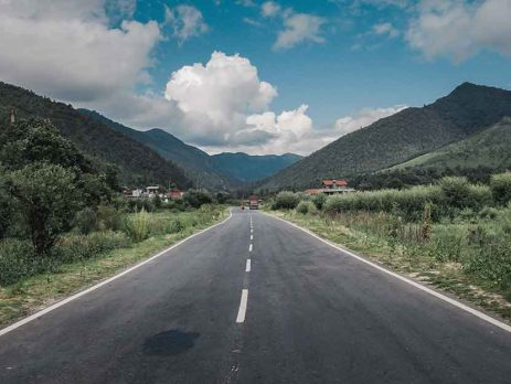 Shergaon,-Arunachal-Pradesh,-India