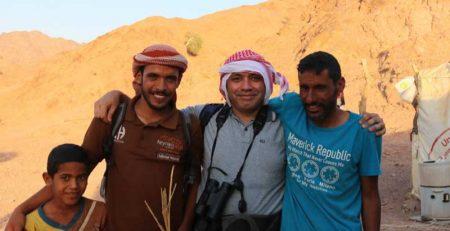 Meeting People of Jordan
