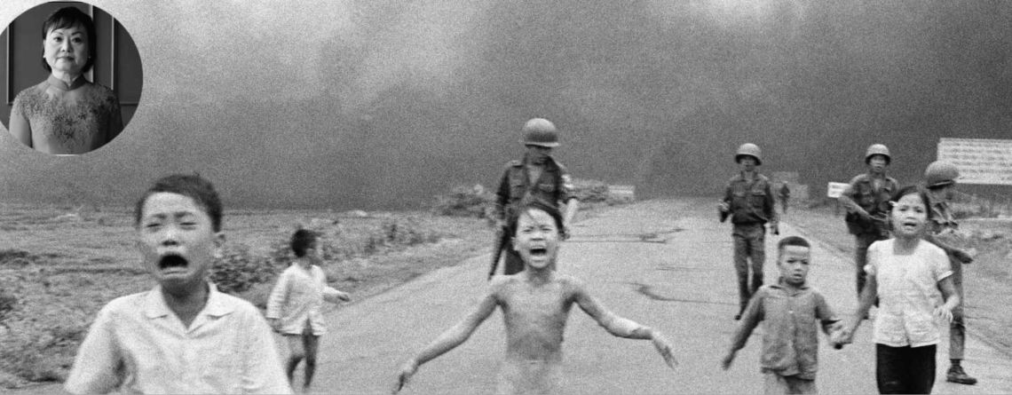 Napalm Girl, the Vietnam war, tragedy and her life story after the War