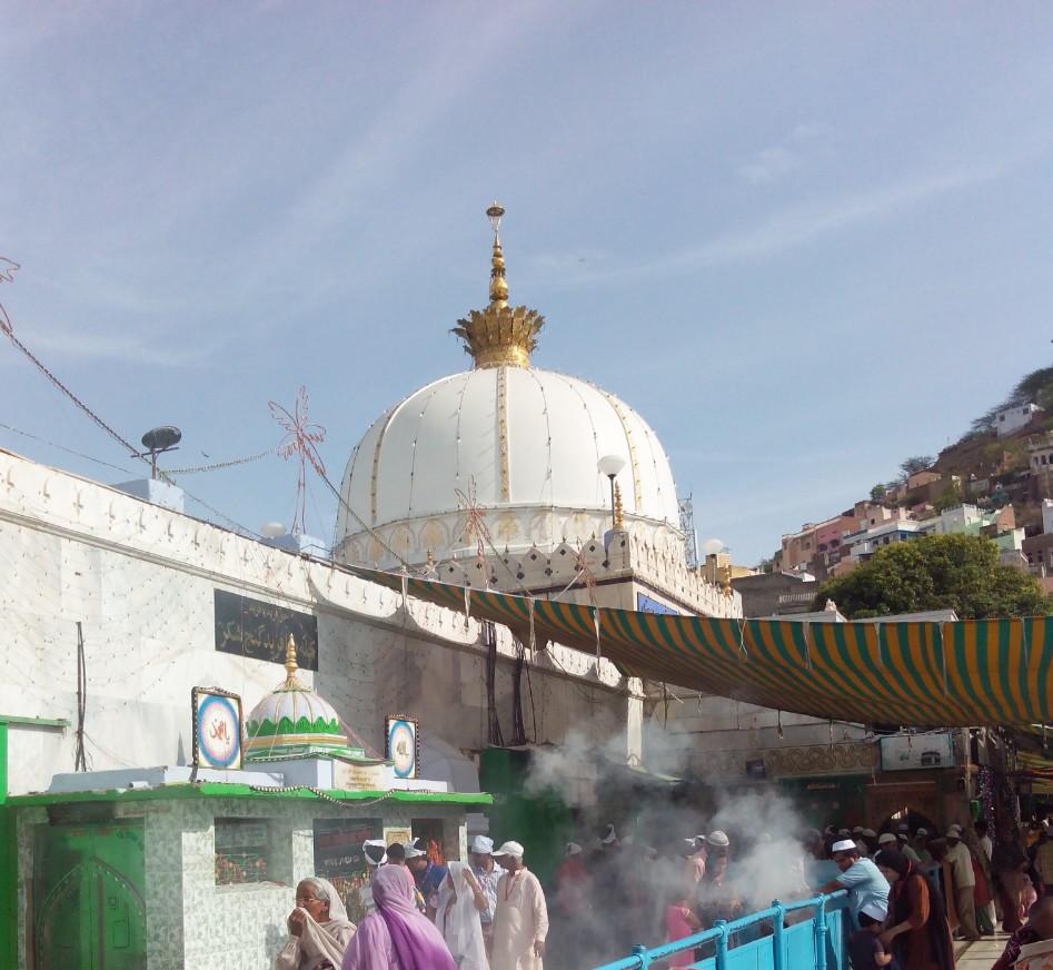 Ajmer Sharif The Dargah Of The Sufi Saint Moinuddin Chisti Beyonder